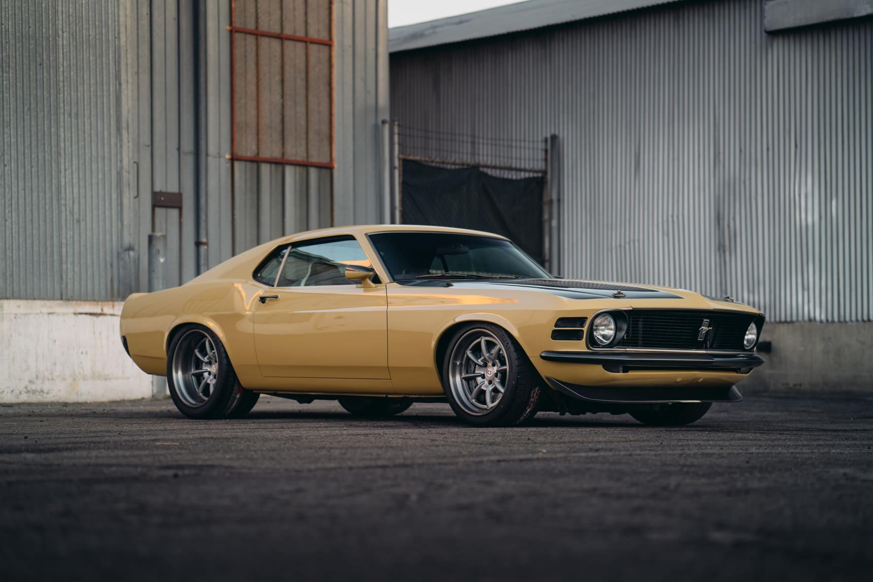 Ein wahrgewordener Männertraum mit 667 PS: Robert Downey Jr's Mustang von 1970 1
