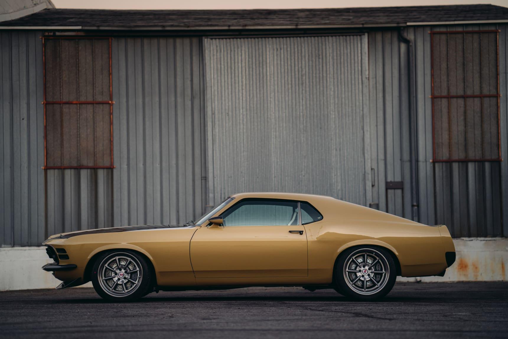 Ein wahrgewordener Männertraum mit 667 PS: Robert Downey Jr's Mustang von 1970 2