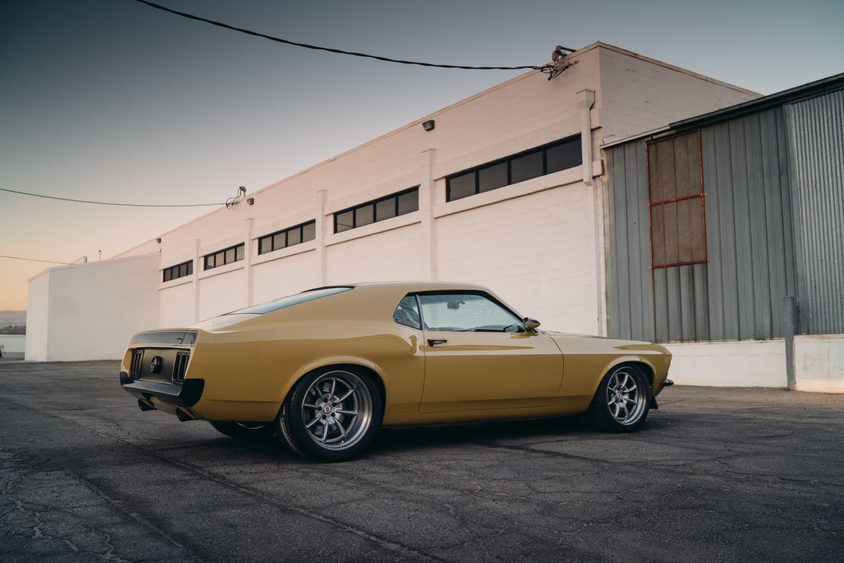 Ein wahrgewordener Männertraum mit 667 PS: Robert Downey Jr's Mustang von 1970 4