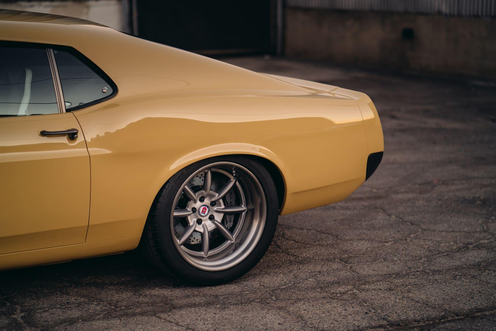 Ein wahrgewordener Männertraum mit 667 PS: Robert Downey Jr's Mustang von 1970 7