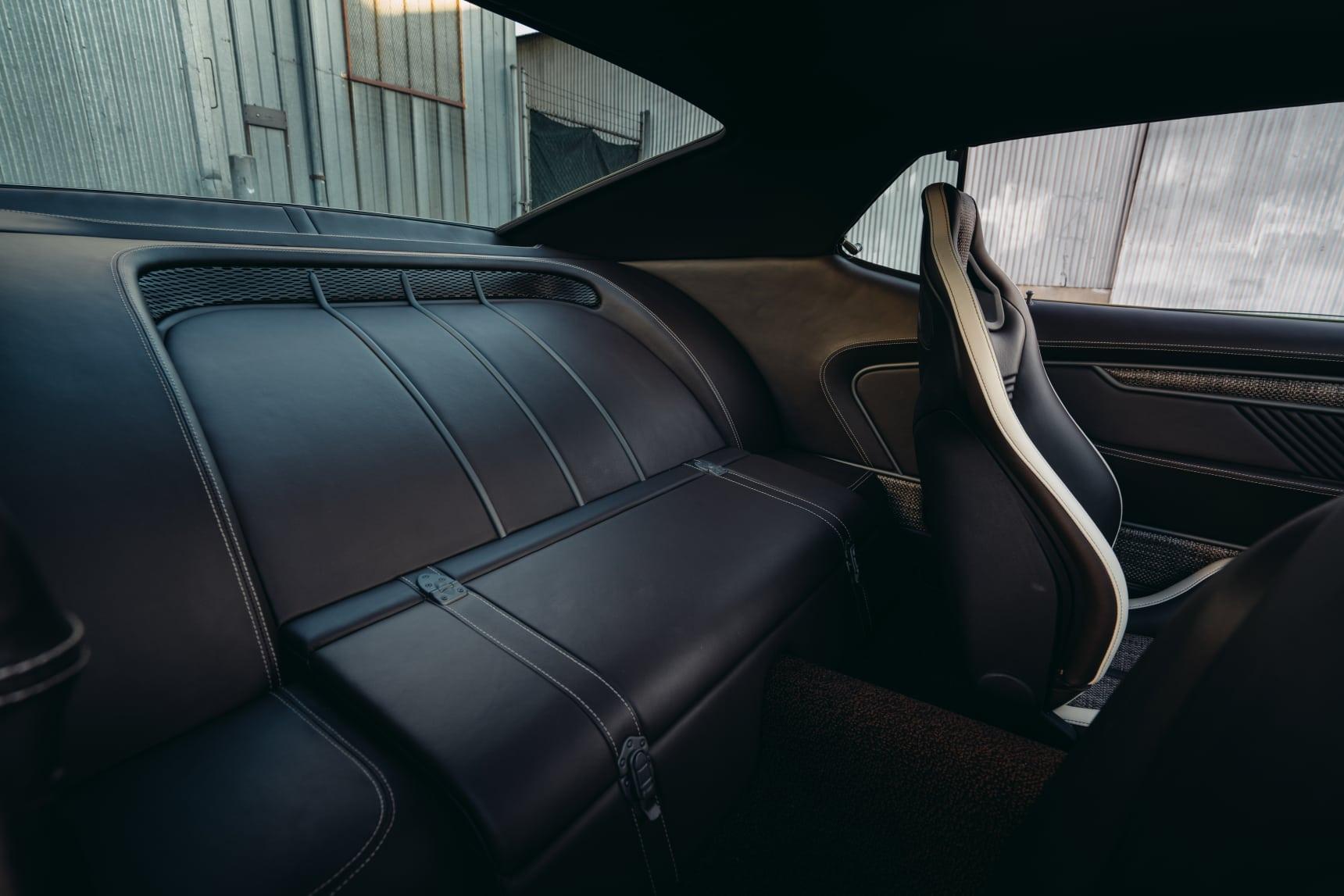 Ein wahrgewordener Männertraum mit 667 PS: Robert Downey Jr's Mustang von 1970 14