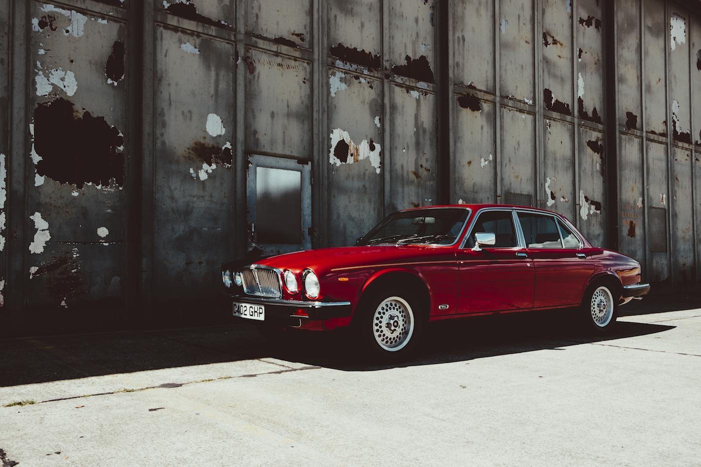 Königlich ausgestattet: 50 Jahre Jaguar XJ 1