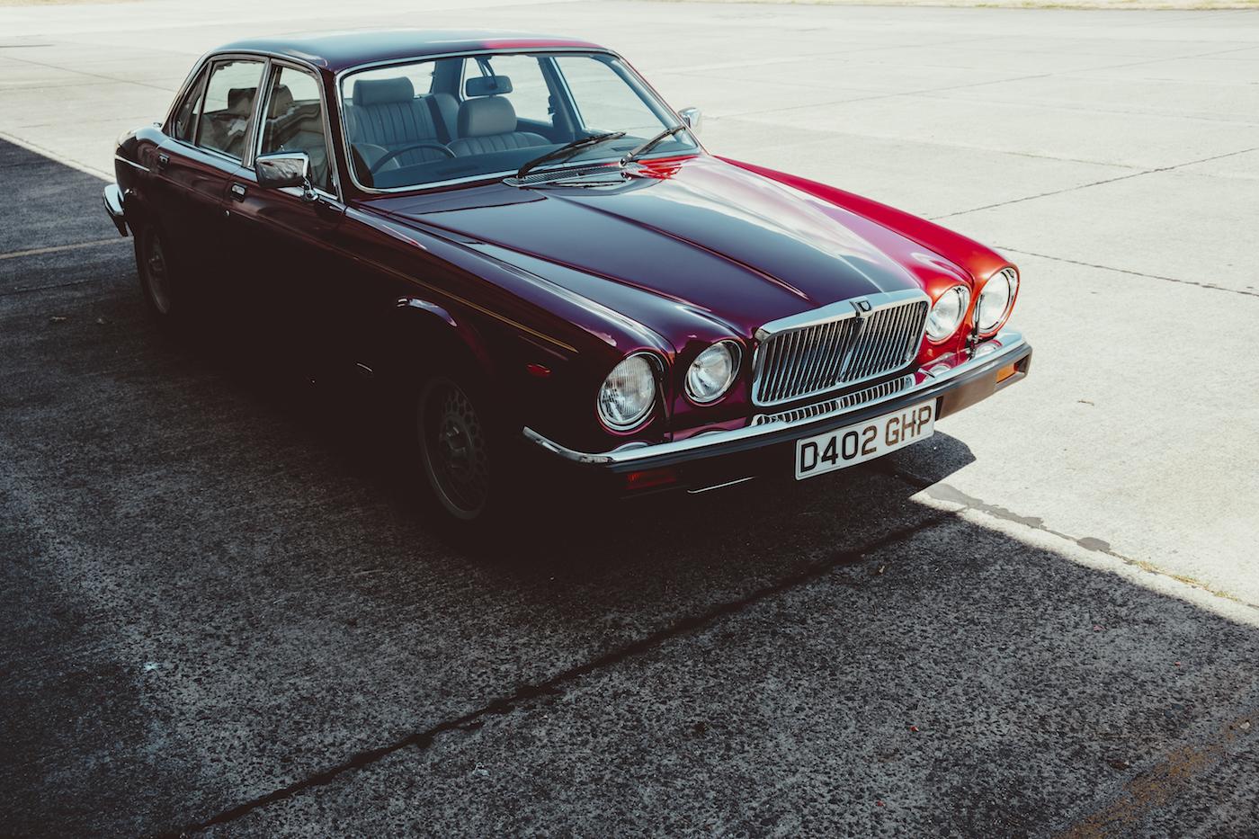 Königlich ausgestattet: 50 Jahre Jaguar XJ 14