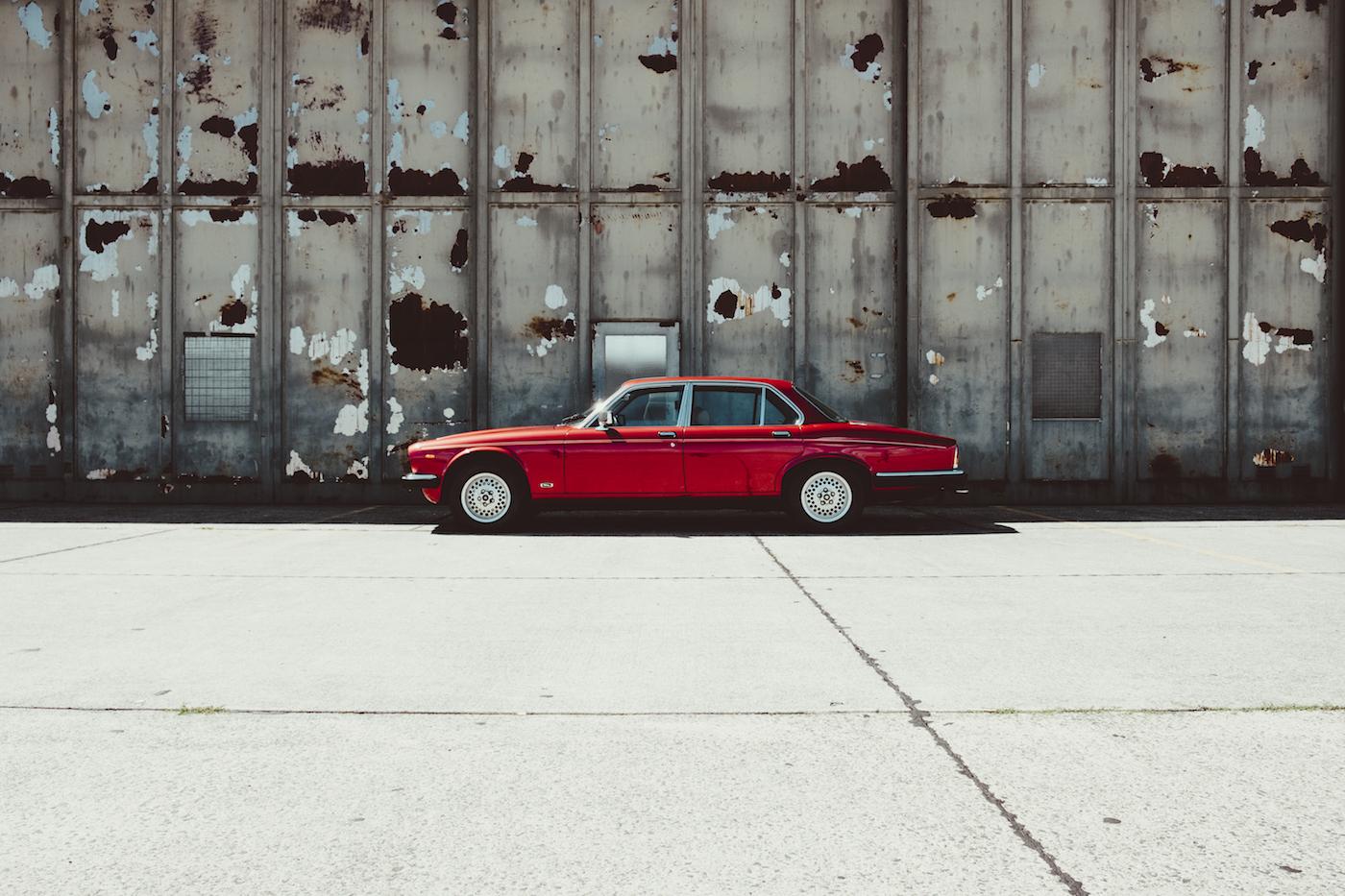 Königlich ausgestattet: 50 Jahre Jaguar XJ 2