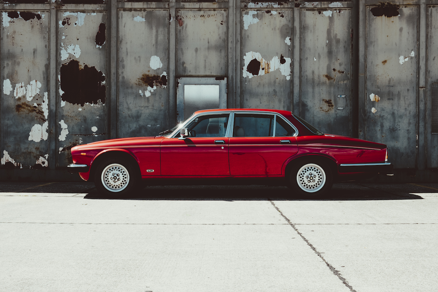 Königlich ausgestattet: 50 Jahre Jaguar XJ 3