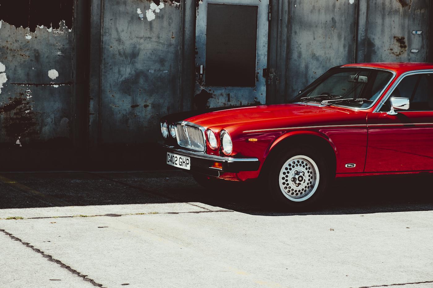 Königlich ausgestattet: 50 Jahre Jaguar XJ 4