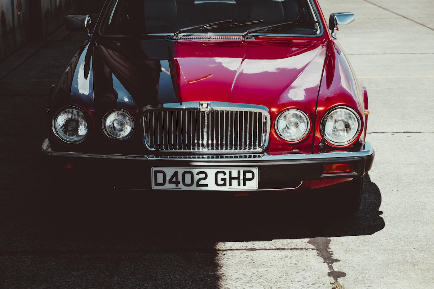 Königlich ausgestattet: 50 Jahre Jaguar XJ 5