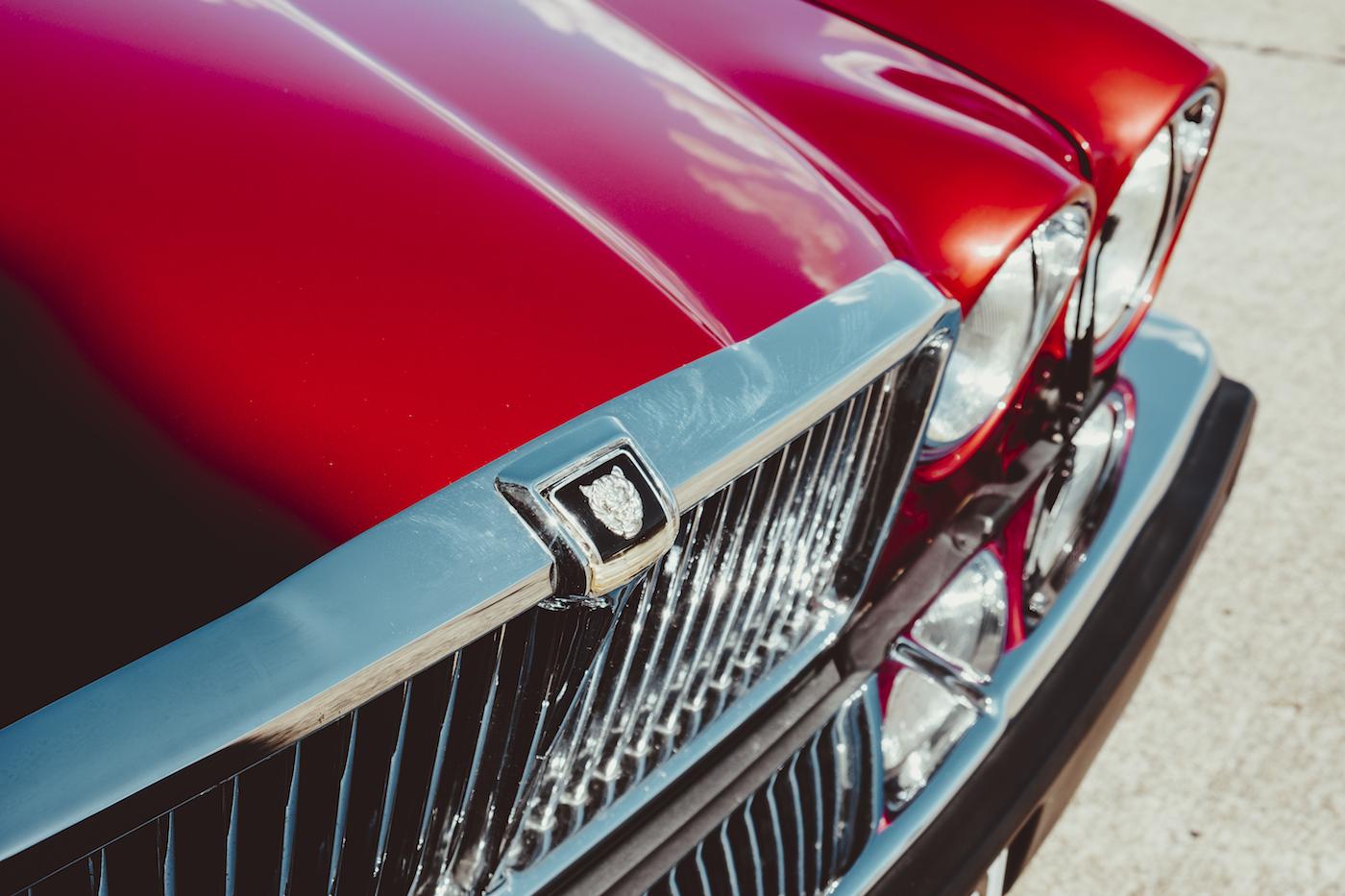Königlich ausgestattet: 50 Jahre Jaguar XJ 6