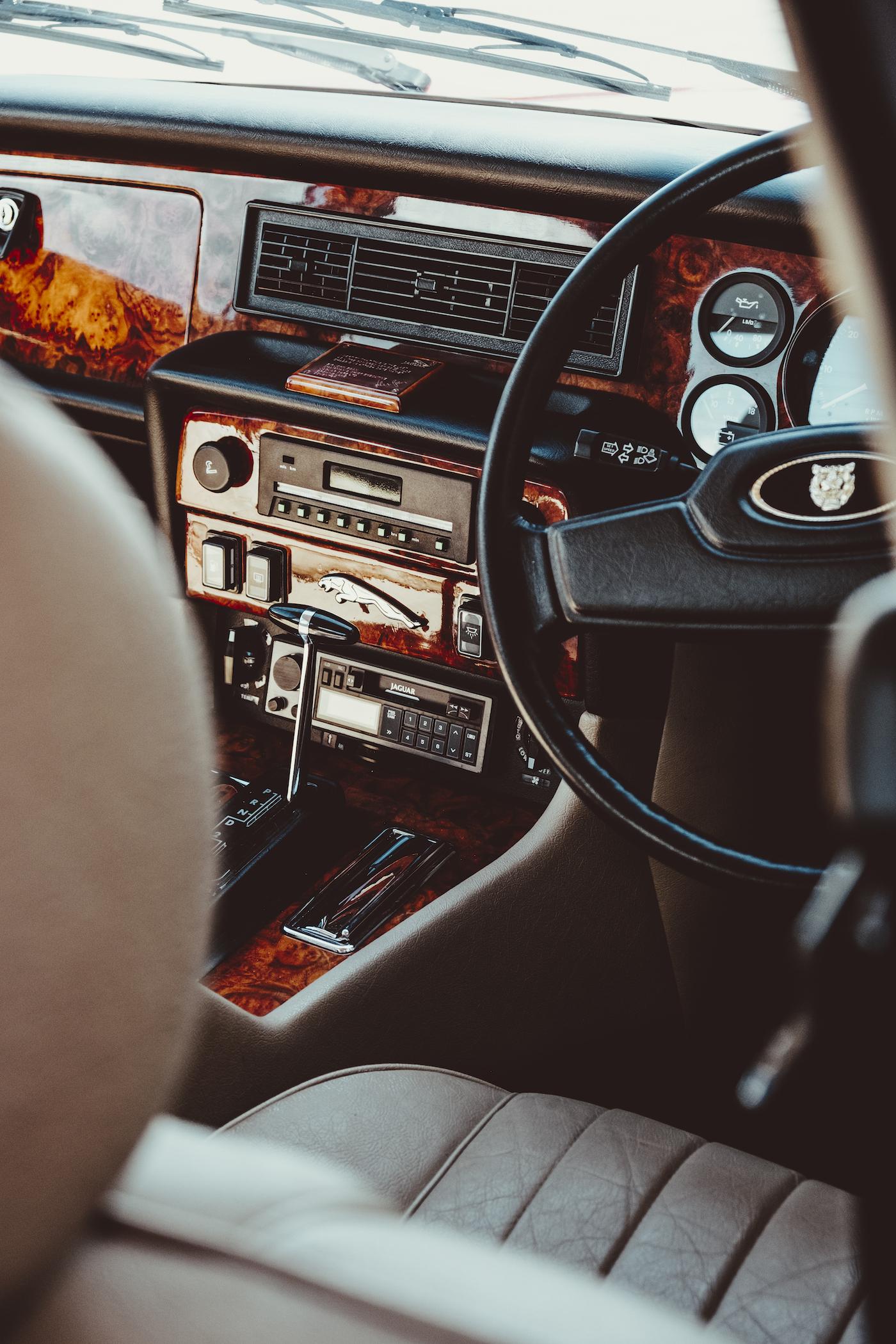 Königlich ausgestattet: 50 Jahre Jaguar XJ 7