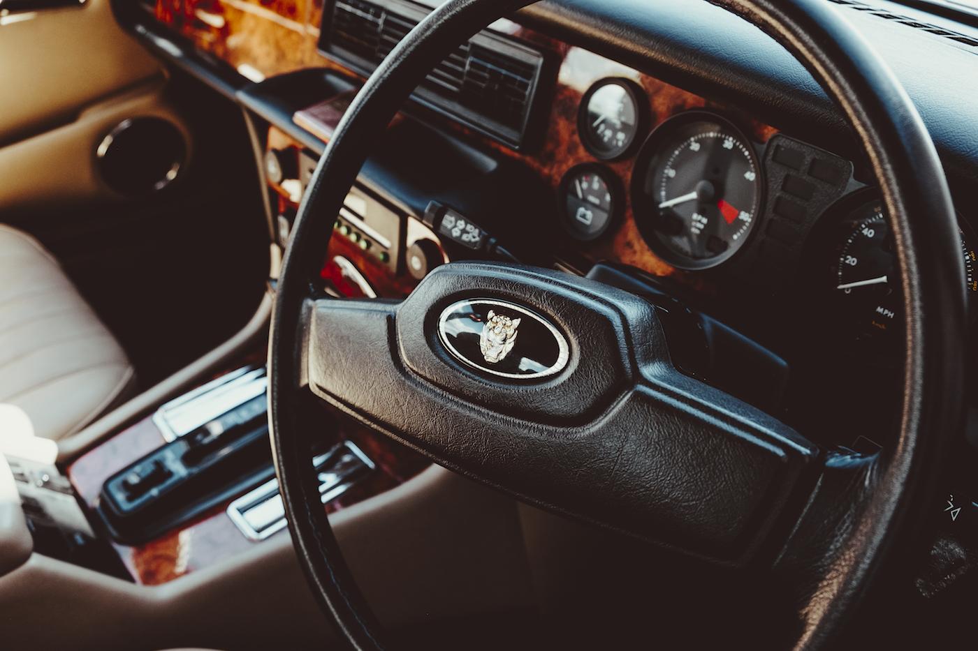 Königlich ausgestattet: 50 Jahre Jaguar XJ 8