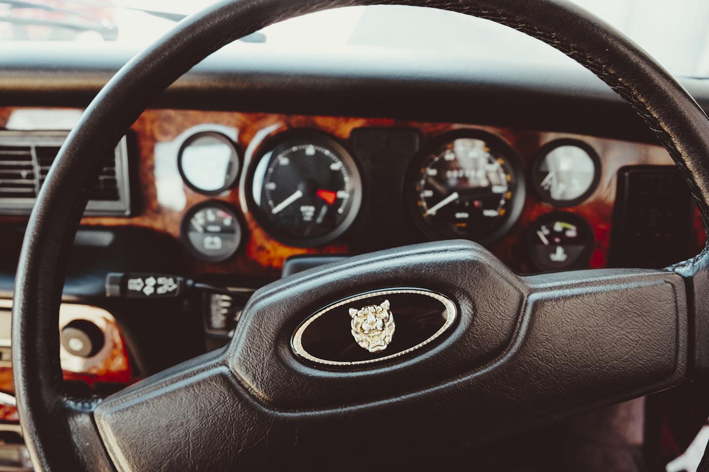 Königlich ausgestattet: 50 Jahre Jaguar XJ 9