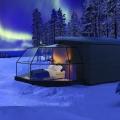 Die Artic Fox Igloos in Finnland: Schlafen unter Sternen