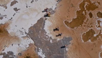 The Earth from Above: Yann Arthus-Bertrand zum DJI Master ernannt