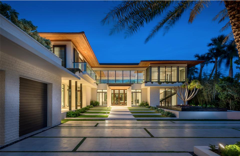 Ein Blick in DJ Khaled's $26 Millionen Dollar Anwesen in Miami 10
