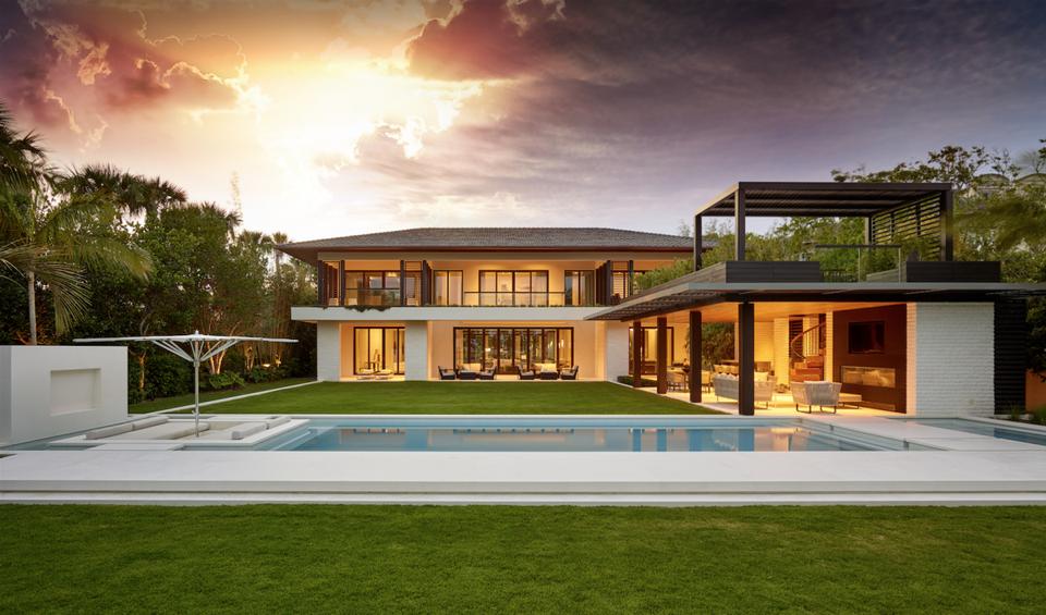 Ein Blick in DJ Khaled's $26 Millionen Dollar Anwesen in Miami 14