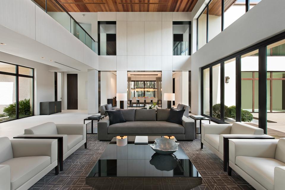 Ein Blick in DJ Khaled's $26 Millionen Dollar Anwesen in Miami 3