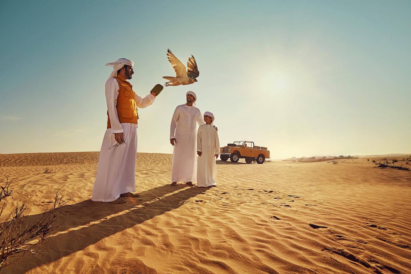 Der FalconLens Award in Abu Dhabi: Aufregender kann die Adventszeit nicht sein 1