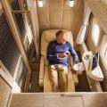 Cleverness siegt: Mit diesen Worten bekommst Du Dein Upgrade für die First Class im Flugzeug