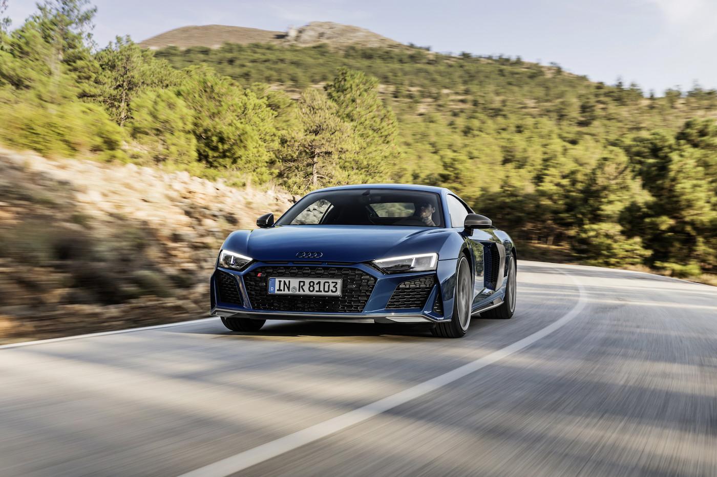 Schneller & schärfer: Das ist der neue Audi R8 3