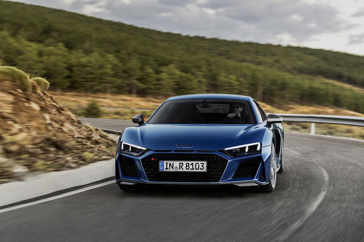 Schneller & schärfer: Das ist der neue Audi R8 1