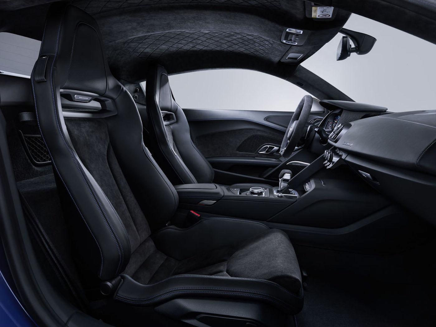 Schneller & schärfer: Das ist der neue Audi R8 10
