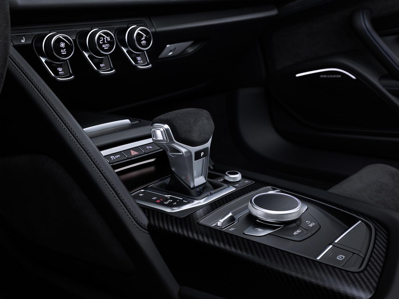 Schneller & schärfer: Das ist der neue Audi R8 7