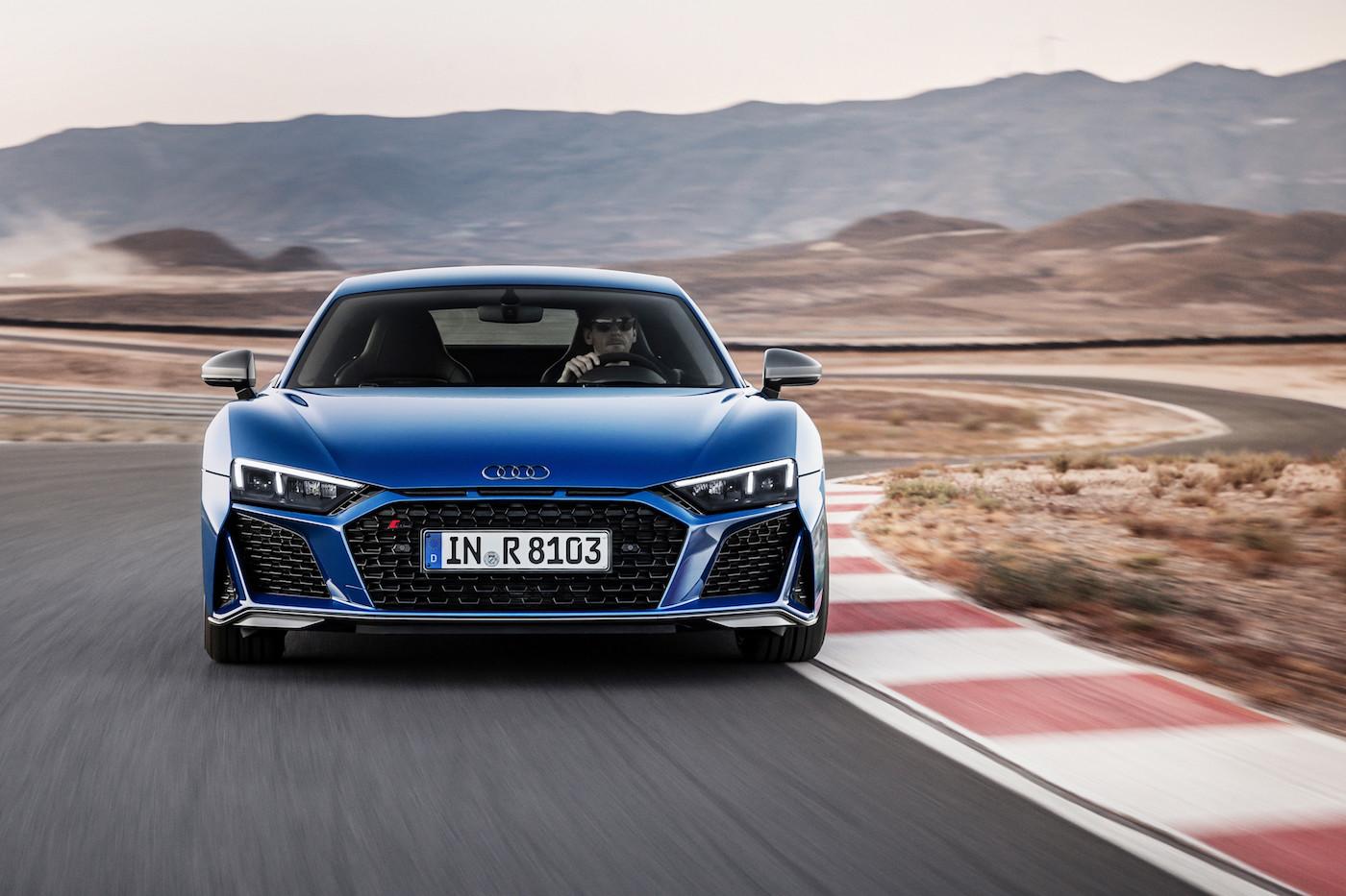 Schneller & schärfer: Das ist der neue Audi R8 2