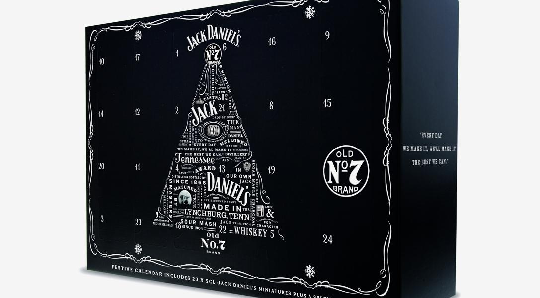 Auf eine geistreiche Adventszeit: Der Jack Daniel's – Adventskalender