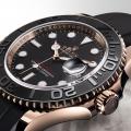 Die Rolex Oyster Perpetual Yacht-Master 40 Everose Gold: Die Uhr für die Weltmeere