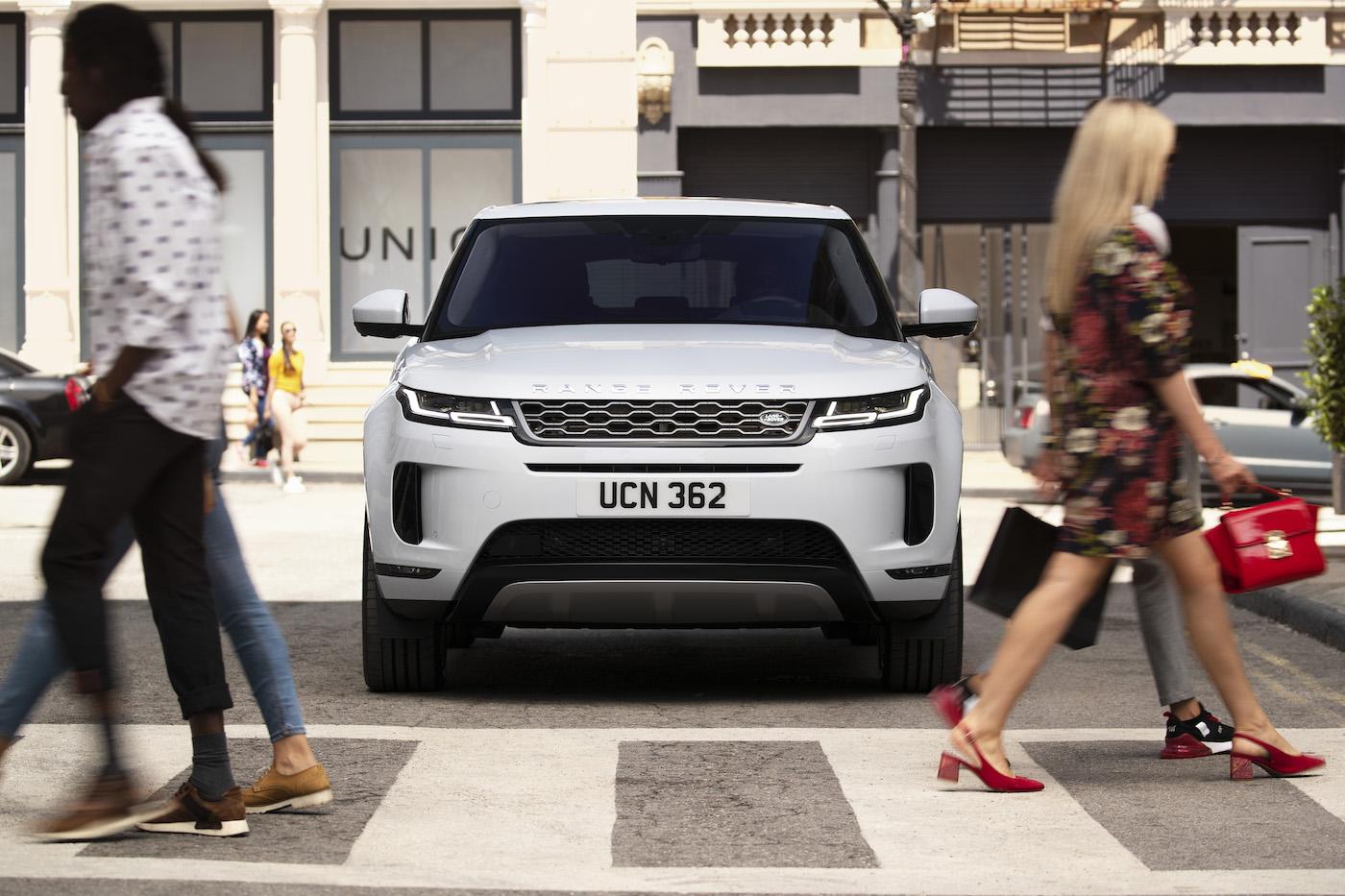 Der neue Evoque: Range Rover übertrifft sich selbst 2