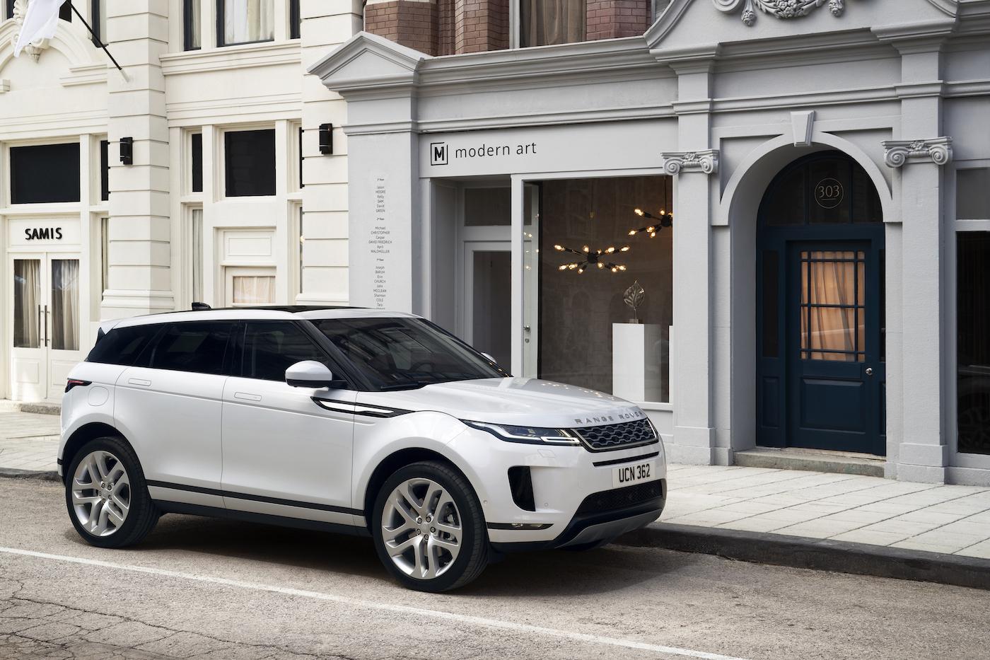 Der neue Evoque: Range Rover übertrifft sich selbst 9