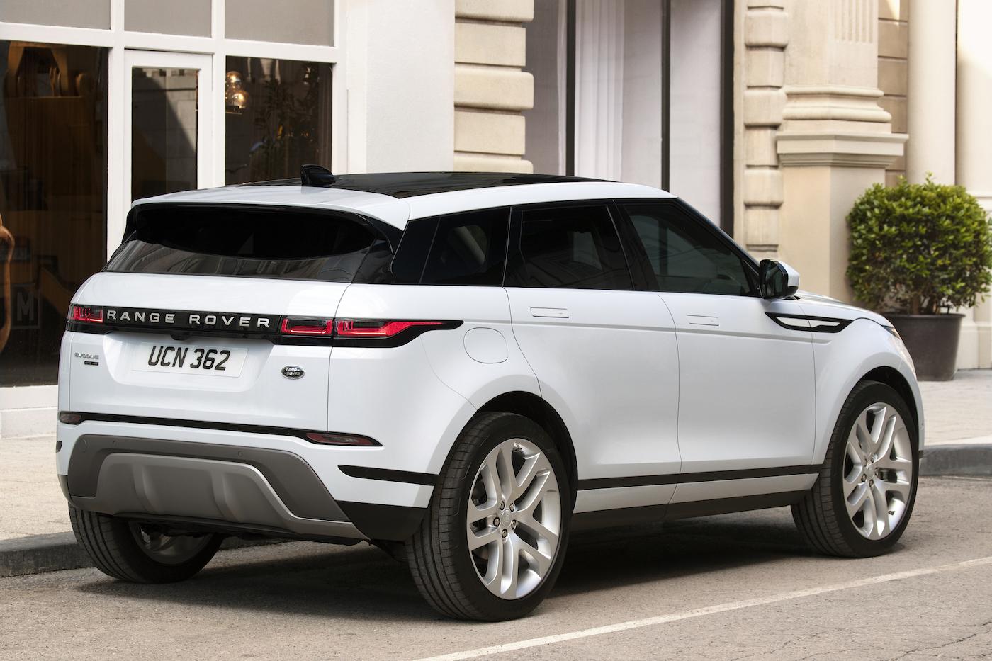 Der neue Evoque: Range Rover übertrifft sich selbst 10