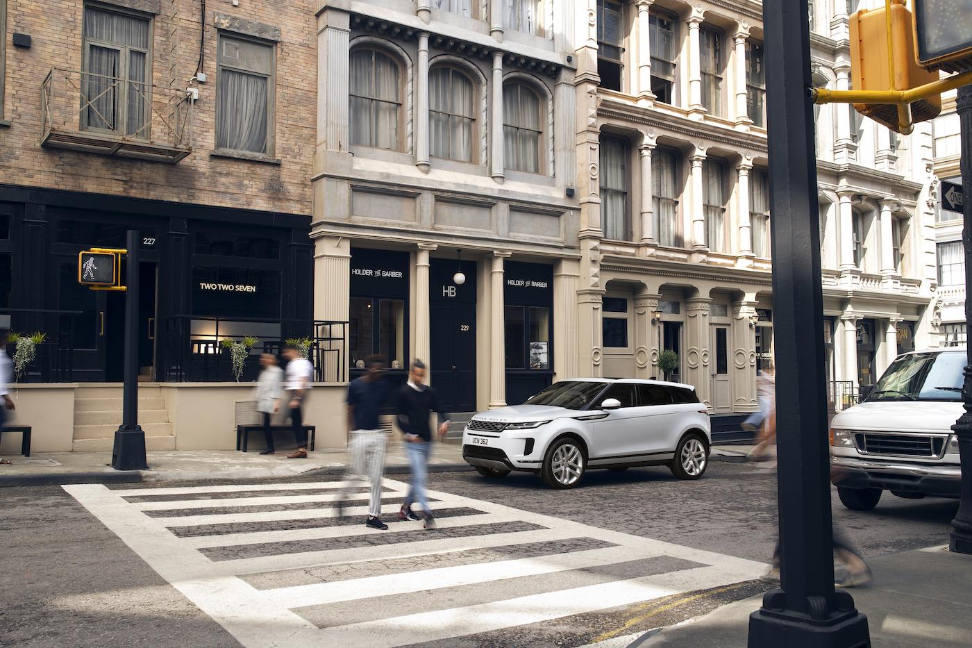 Der neue Evoque: Range Rover übertrifft sich selbst 12