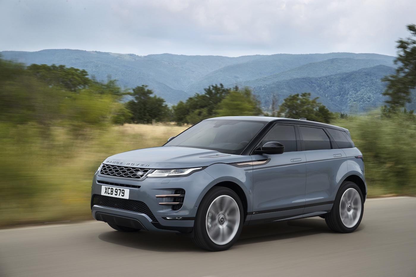Der neue Evoque: Range Rover übertrifft sich selbst 13