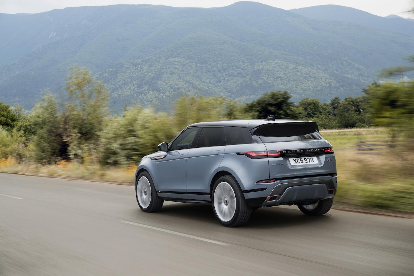 Der neue Evoque: Range Rover übertrifft sich selbst 15