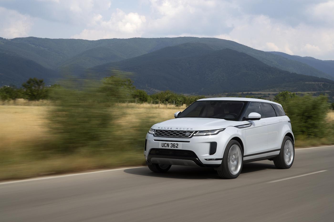 Der neue Evoque: Range Rover übertrifft sich selbst 16