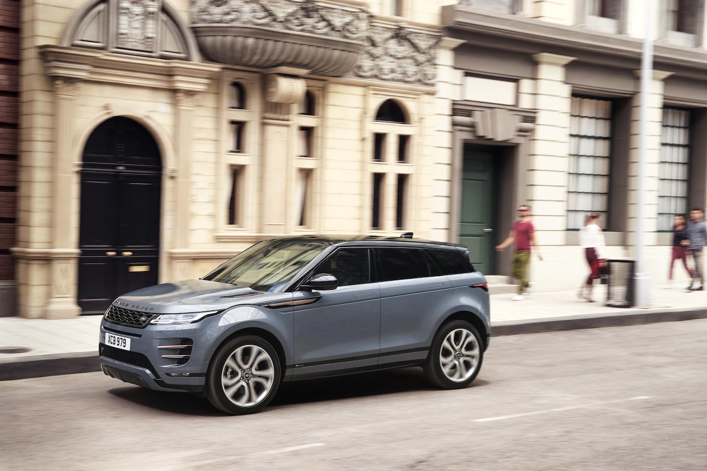 Der neue Evoque: Range Rover übertrifft sich selbst 17