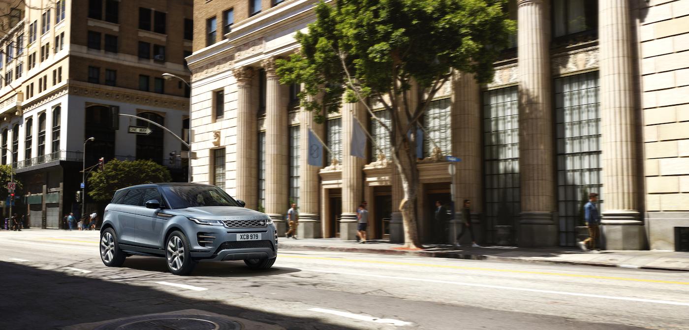 Der neue Evoque: Range Rover übertrifft sich selbst 18