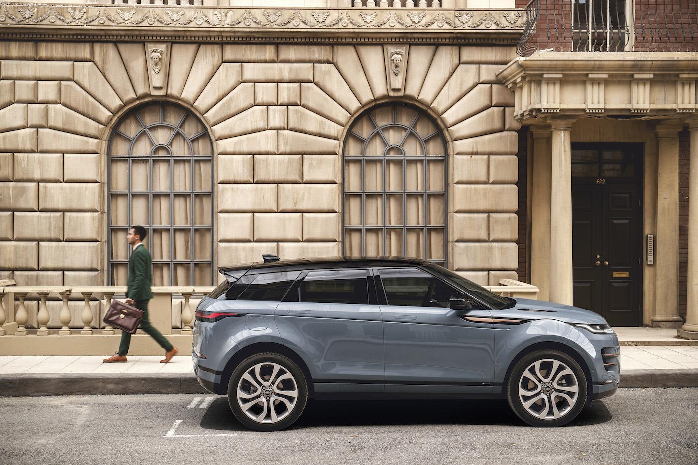 Der neue Evoque: Range Rover übertrifft sich selbst 6