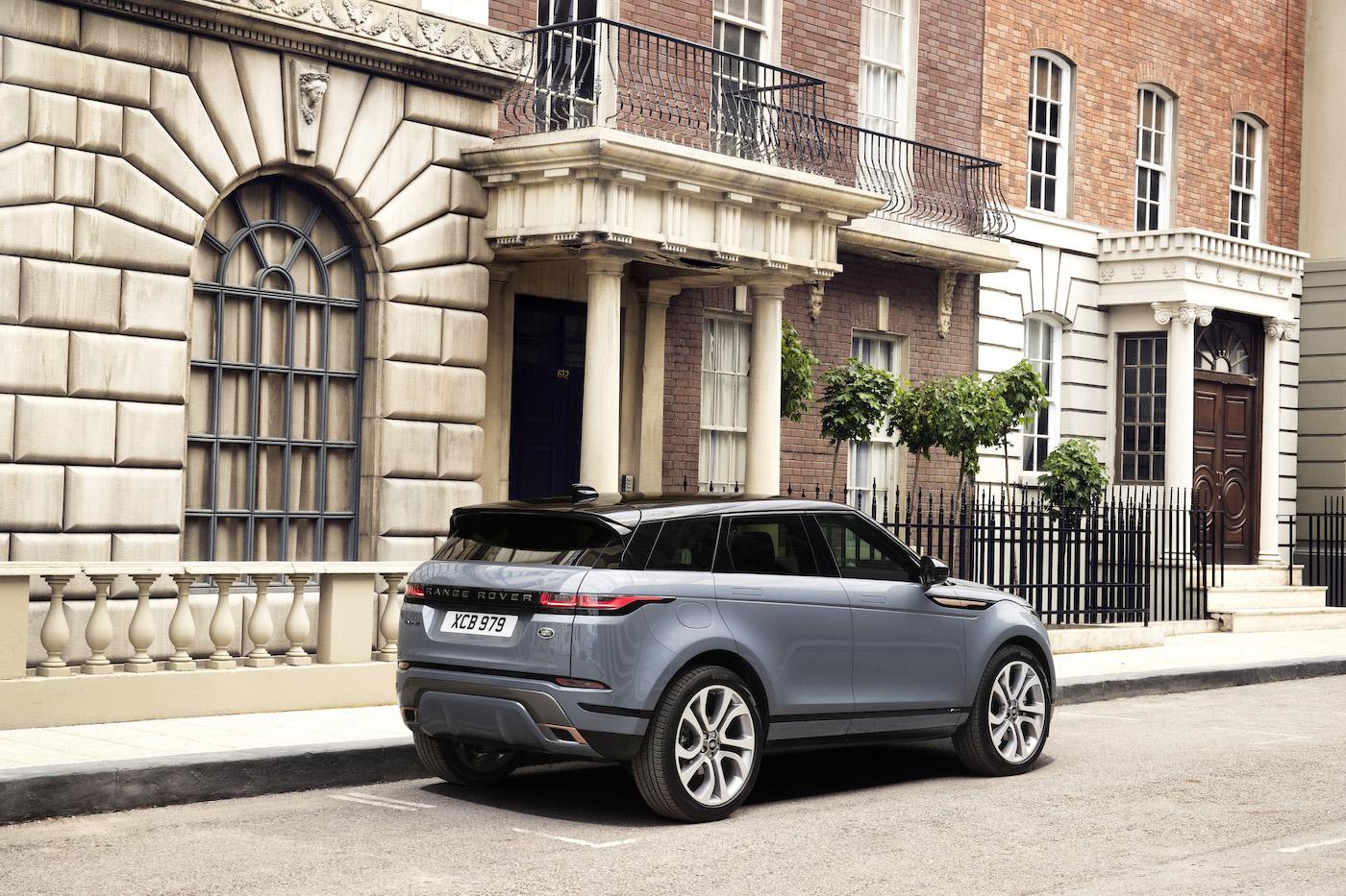 Der neue Evoque: Range Rover übertrifft sich selbst 4