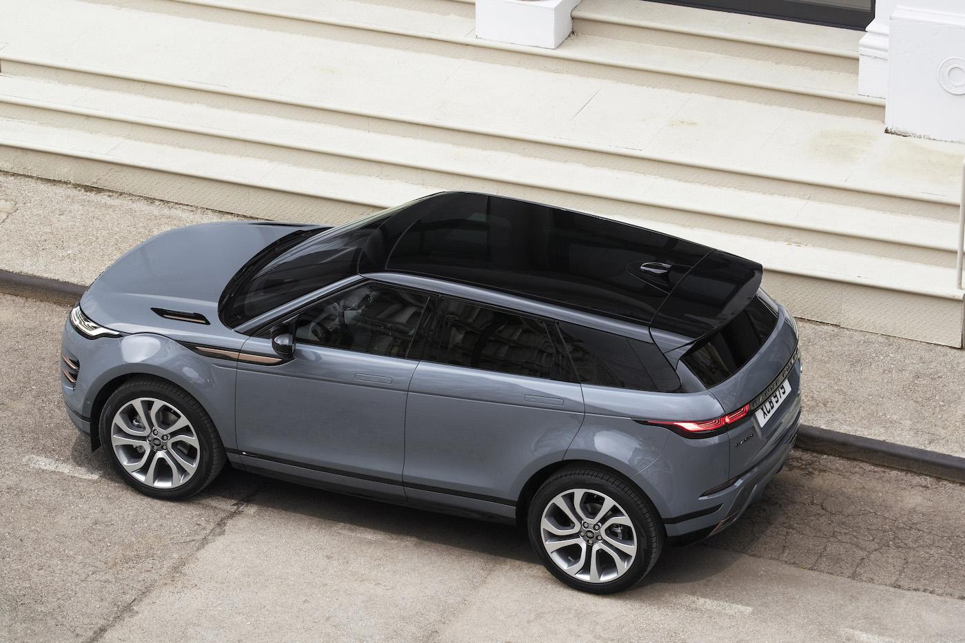 Der neue Evoque: Range Rover übertrifft sich selbst 5