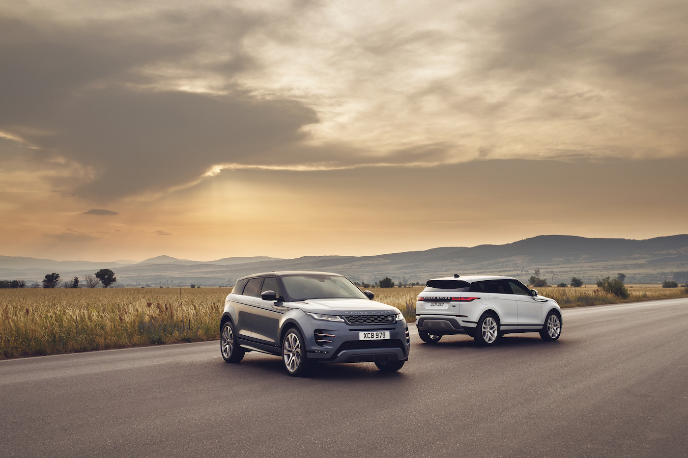 Der neue Evoque: Range Rover übertrifft sich selbst 8