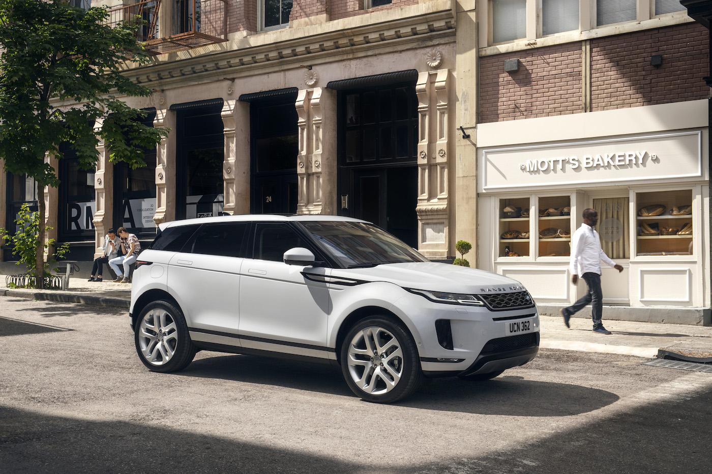 Der neue Evoque: Range Rover übertrifft sich selbst 1