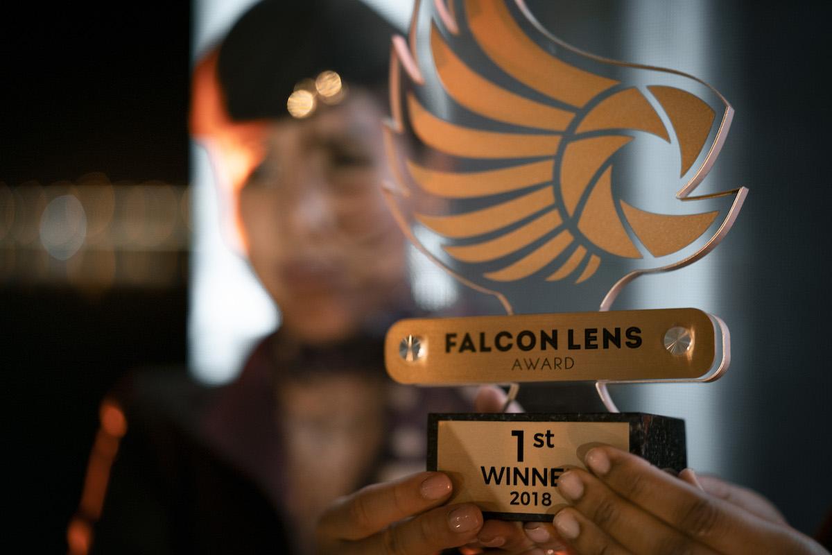 Falcon Lens Award: Das Finale des größten Video-Wettbewerbes der Welt in Abu Dhabi 35