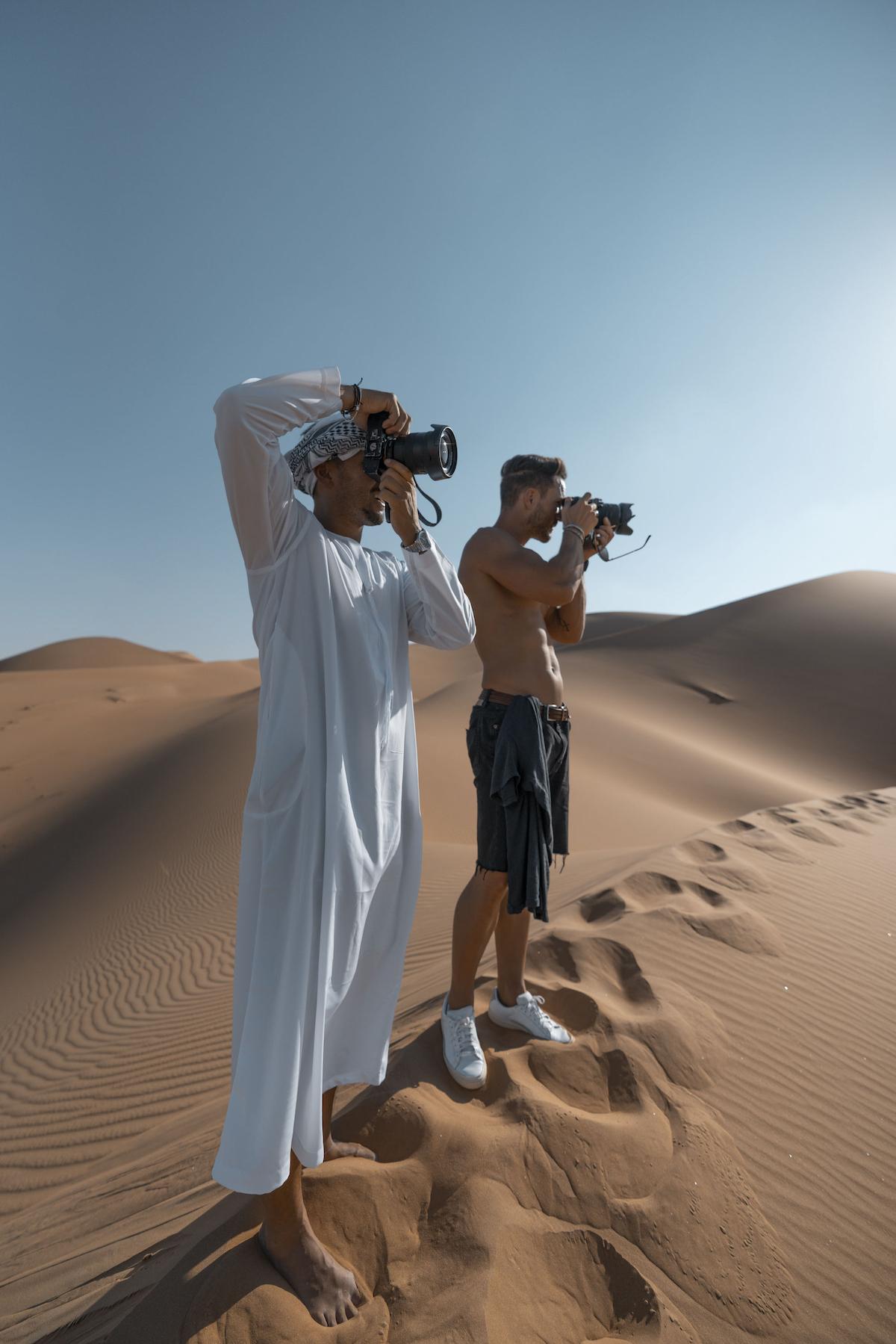 Falcon Lens Award: Das Finale des größten Video-Wettbewerbes der Welt in Abu Dhabi 11