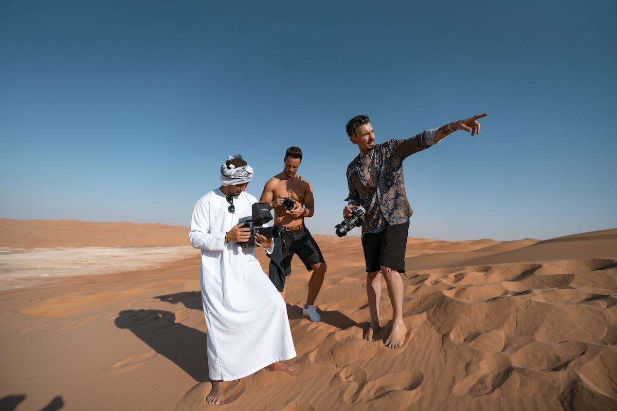 Falcon Lens Award: Das Finale des größten Video-Wettbewerbes der Welt in Abu Dhabi 2
