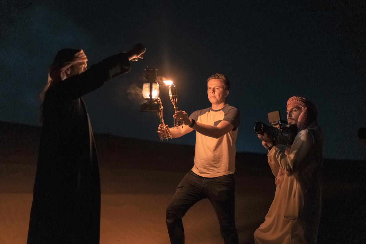 Falcon Lens Award: Das Finale des größten Video-Wettbewerbes der Welt in Abu Dhabi 10