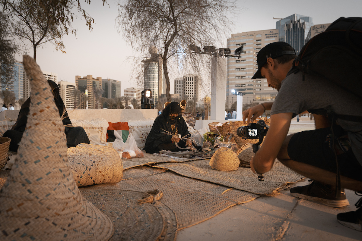 Falcon Lens Award: Das Finale des größten Video-Wettbewerbes der Welt in Abu Dhabi 8