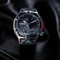 Der Ferrari für das Handgelenk: Der Hublot Techframe Ferrari Tourbillon Chronograph