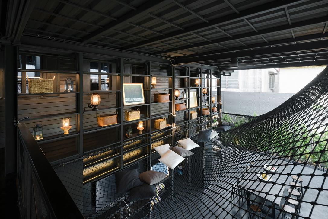 """Jugendherberge mal anders: Das """"The Kloem Hostel"""" in Bangkok"""